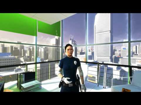 Mirror's Edge Gameplay HD 720p, PURE ADRENALINE ! H3 Chalk that Ghost Rider!