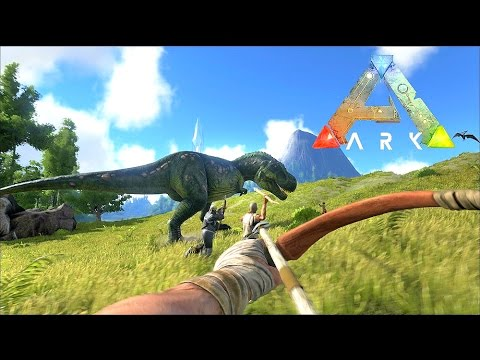 ark survival evolved trailer official