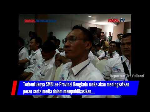 Pengurus SMSI Kabupaten/Kota Resmi Dilantik