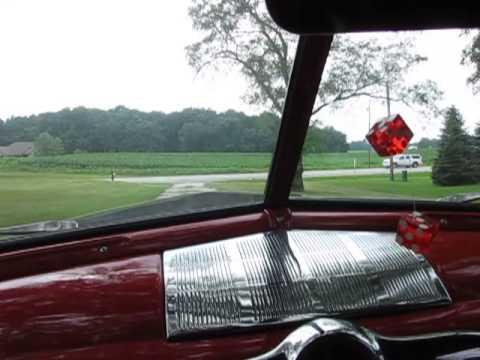 "1950 Ford Tudor ""Shoebox"" Classic Car Test Drive, Kalamazoo Michigan Auto Appraisal, Jason Phillips"
