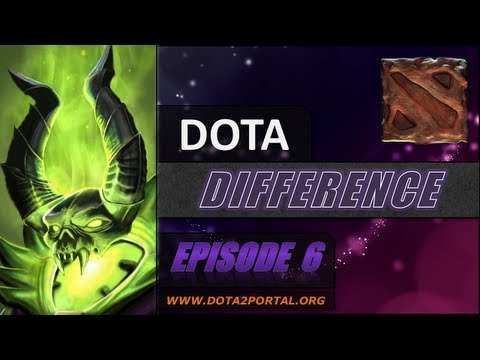 DOTA Difference - Pugna - Episode 1