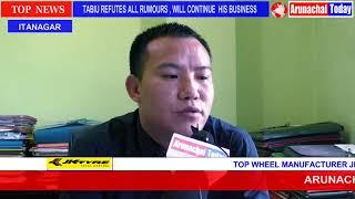 Video RENOWNED ENTREPRENEUR ,RIDO TABIU FROM KRA DADI DISTRICT  SAYS 'NO MOOD TO CONTEST 2019 ELECTION '. MP3, 3GP, MP4, WEBM, AVI, FLV Juli 2018