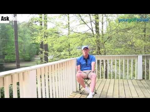 The Masters Practice Day 1 2015