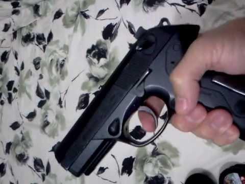 Pistola Beretta PX4 CO2