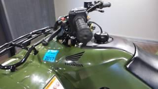 8. 2014 Honda Recon 250 ES