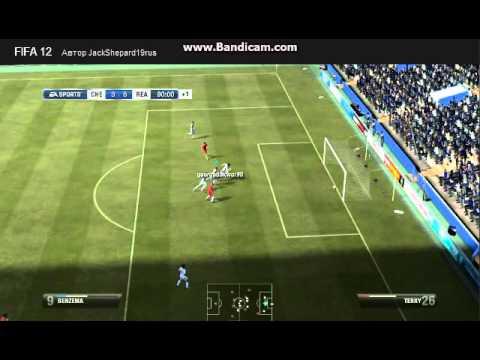 Воспоминания о FIFA12 (JackShepard19rus)
