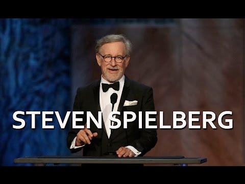 Steven Spielberg praises John Williams