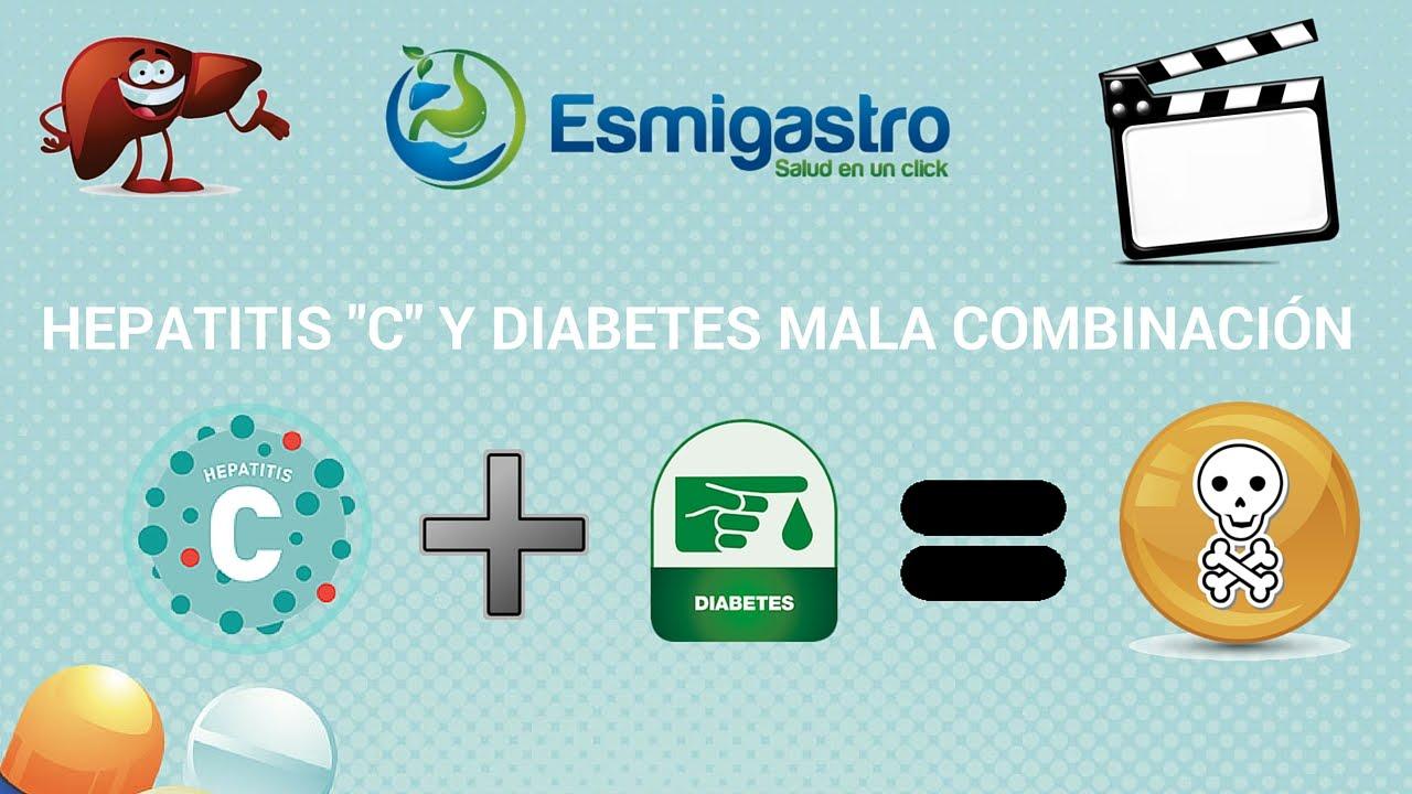 Diabetes y hepatitis C un combo mortal