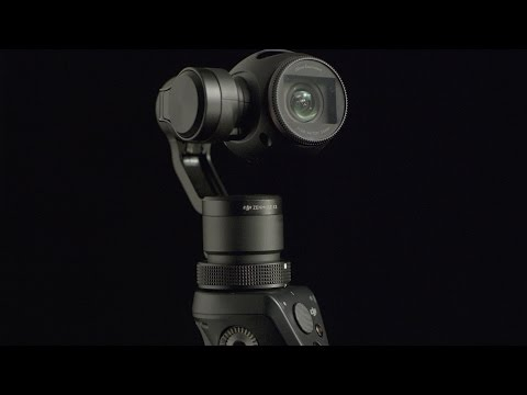 Introducing the DJI Osmo