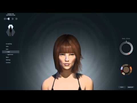 most incredible character creation ever eve online