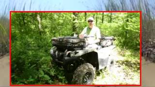 6. ATV Review - 2012 Yamaha Grizzly 700 FI Auto 4x4 EPS
