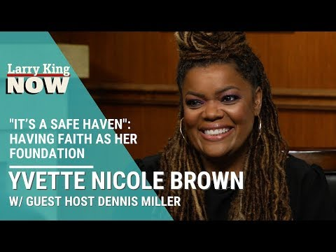 """""""It's A Safe Haven"""": Yvette Nicole Brown Talks Having Faith As Her Foundation"""