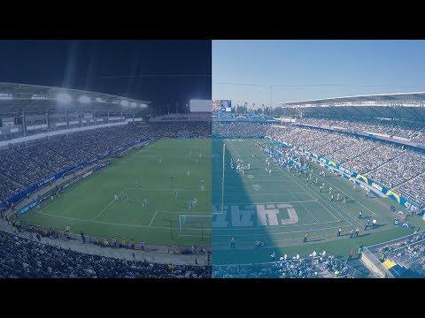 Video: StubHub Center: From Fútbol to Football