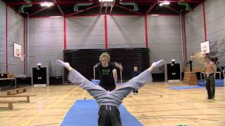 Northern Focus Parkour: Youth Work Conference Film 2011