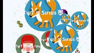 Stealing TYT Sirius' name! - ƬψƬ ☢ Sιгιus 🐲