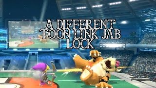 (New?) Toon Link Jab Lock! Need Feedback