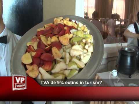 TVA de 9% extins în turism?