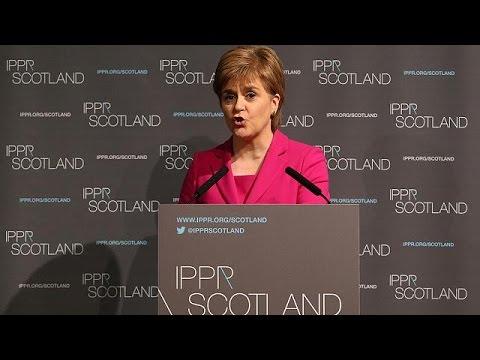 Σκωτία: Το ενδεχόμενο ανεξαρτησίας παραμένει στο τραπέζι, διαμηνύει η Νίκολα Στέρτζεον
