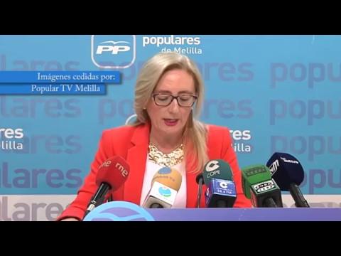 """Dueñas explica la """"diferencia sustancial"""" que hay entre las medidas del PP y las del PSOE"""