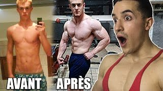 Video EXTRÊME TRANSFORMATION AVANT APRÈS !! MP3, 3GP, MP4, WEBM, AVI, FLV Mei 2017