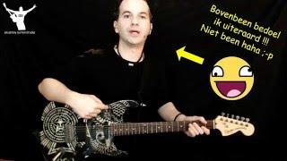 SGL : Guitar Starter 1 - gitaaroefeningen voor de startende gitarist (Gitaarles GS-001)