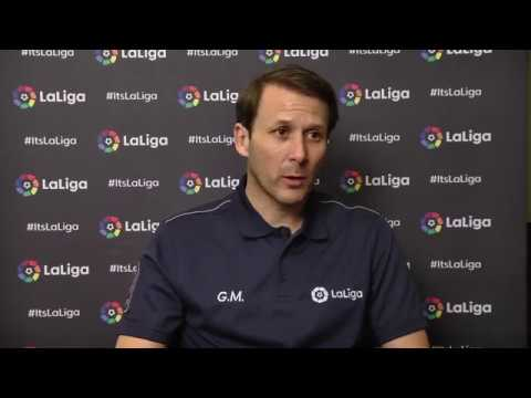 Interview with Gaizka Mendieta
