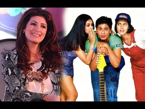 Did You Know That Twinkle Khanna Was Going To Be P