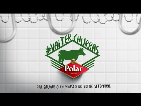 Polar | #VaiTerChurras