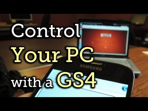 Video of Easy PC Control