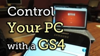 Easy PC Control YouTube video