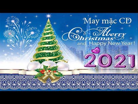May mặc CD Chúc lễ noel và mừng năm mới 2021 Một năm mới an khang thịnh vượng!
