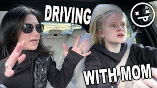 Driving with Mom & Family! *GONE WRONG!*