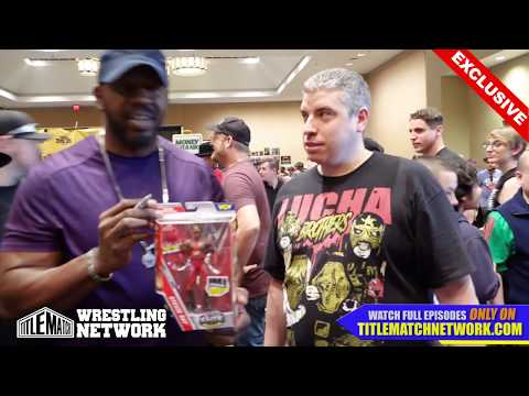 Stevie Ray's Legendary Hosting Job At Wrestlecon - Scott Hall, Sid Vicious & More!
