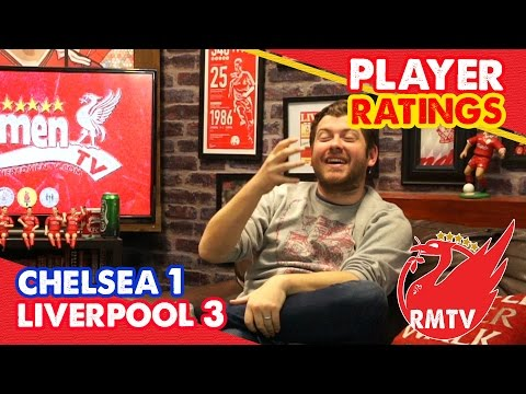 Chelsea 1 - 3 Liverpool | Player Ratings | Uncensored Match Reaction