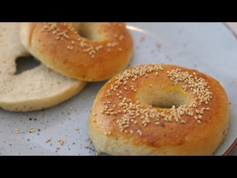 Video - Aprende a preparar Bagles
