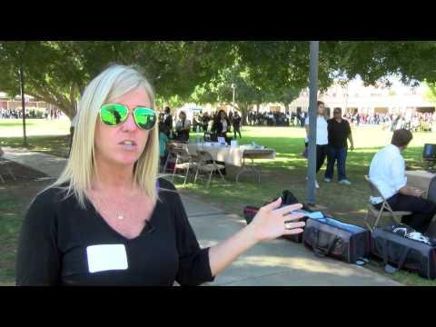 Yuma Union High School District Freshmen explore career options