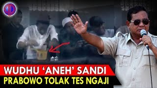 Download Video Prabowo Tol4k Tes Ngaji, Sandi 'S4lah' Wudhu: Duet Pemimpin Pilihan Ulama?! MP3 3GP MP4