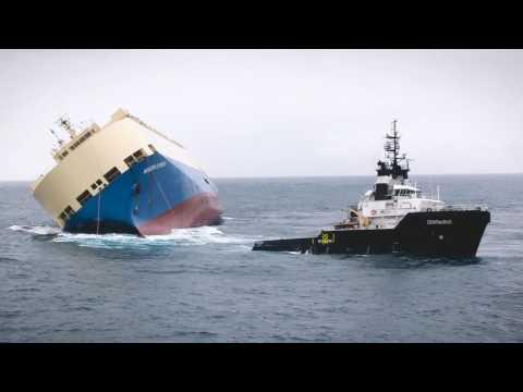 Modern Express - спасение в Бискайском заливе - Центр транспортных стратегий