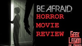 Nonton BE AFRAID ( 2017 Brian Krause )  aka WITHIN THE DARK Horror Movie Review Film Subtitle Indonesia Streaming Movie Download