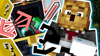 Minecraft NEW WEAPONS AND PORTAL GUNS MODDED BATTLEDOME CHALLENGE - Minecraft Mod