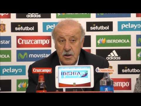 Vicente Del Bosque no debería seguir al frente de Selección Española