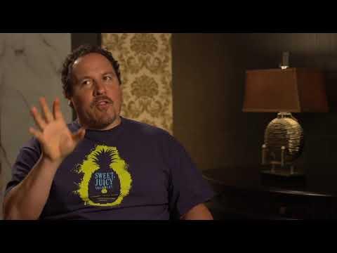 Jon Favreau I - Interview Jon Favreau I (Anglais)