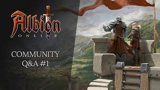 Видео к игре Albion Online из публикации: Обновление «Кадор» уже на серверах Albion Online