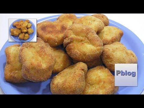 video ricetta: bimby - chicken nuggets fatti in casa