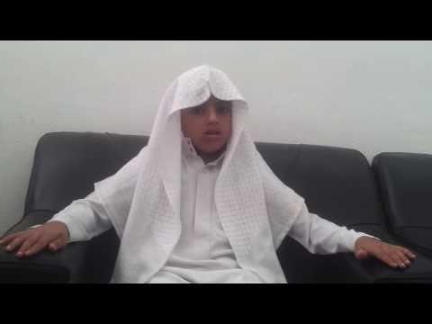 تلاوة الطالب أحمد محمد - تحفيظ البرك