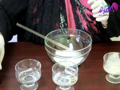 فيديو-* بالبيكربونات أسنانك صفين لولي