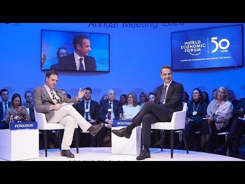 Μητσοτάκης για Λιβύη: Καμία πολιτική λύση χωρίς ακύρωση της συμφωνίας με την Τουρκία…