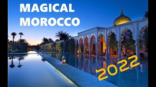 This is a documentary about beautiful places in Morocco and amazing culture. It shows different parts of the country, different ...