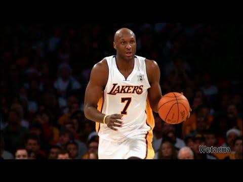 Lamar Odom Career Mix HD