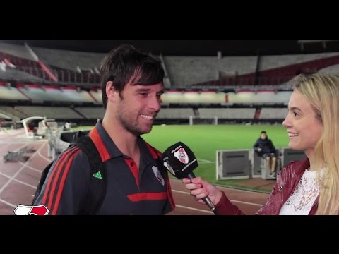 Fernando Cavenaghi supero los 100 goles con la camiseta de River